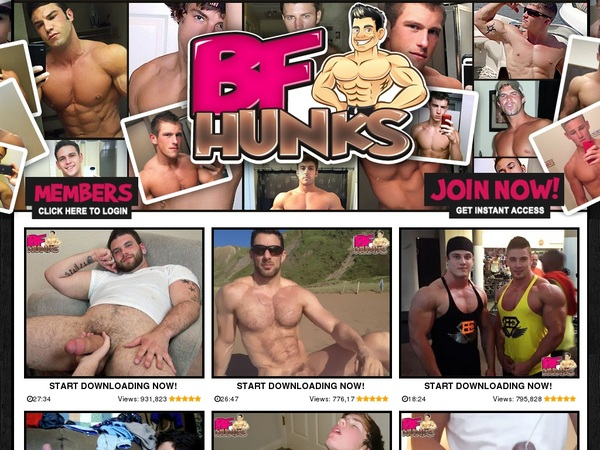Bfhunks.com パスワード
