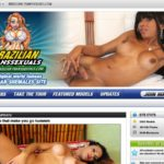 Braziliantranssexuals With Amex