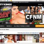 CFNM Secret Promo Tour