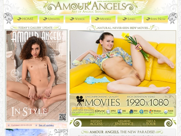 Discount Amour Angels Trial Membership