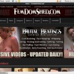 Free Trial For Femdom Shed