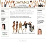 Logins For Sayang.nl