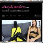 Nasty Rubber Girls Solo