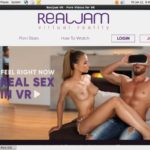 Sign Up Real Jam VR