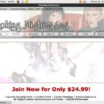 Smoking Mistresses Active Password