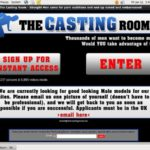 The Casting Room $1 Porn Trial