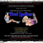 Tied Ladies Discounted Membership