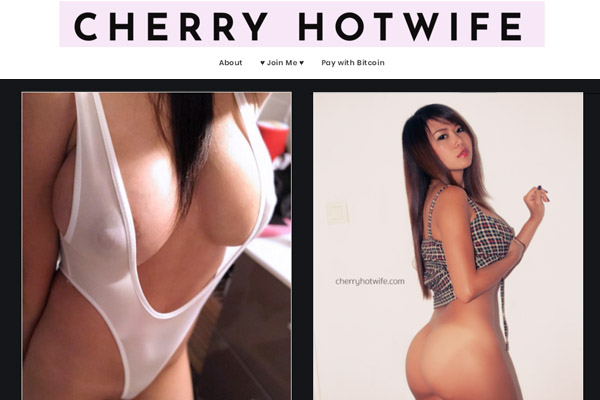Wife Hot Cherry Sign Up