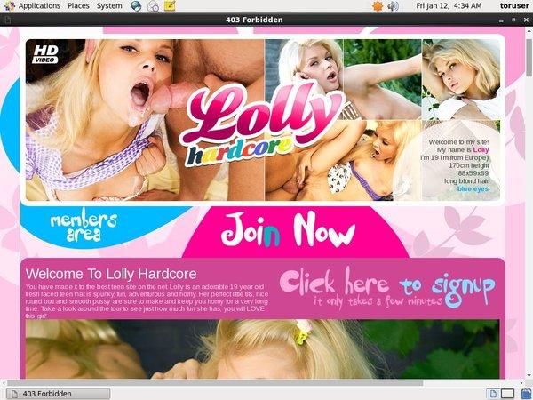 Discount Lollyhardcore.com Coupon