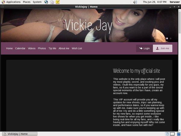 Vickiejay Discount Membership