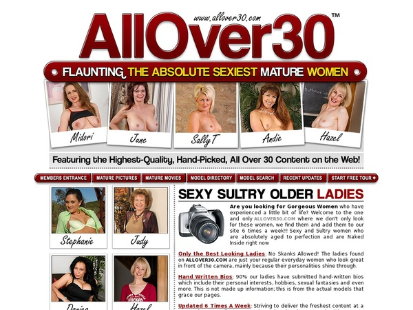 Use Allover30.com Discount Link