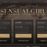 Discount Sensual Girl Membership
