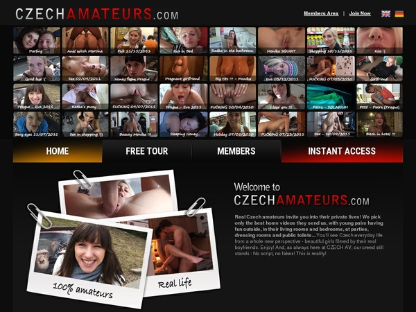 Free Trial On Amateurs Czech