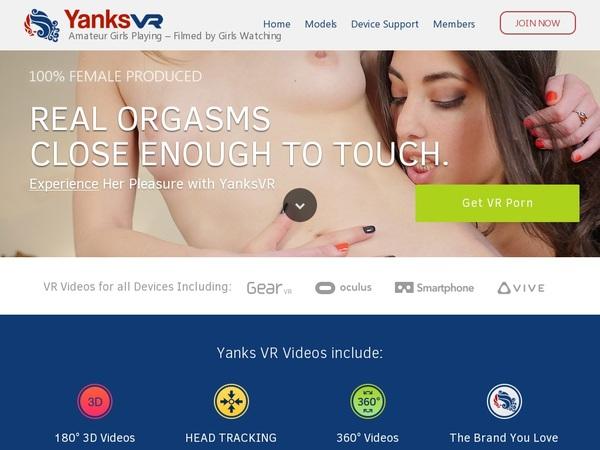 Register For Yanksvr.com