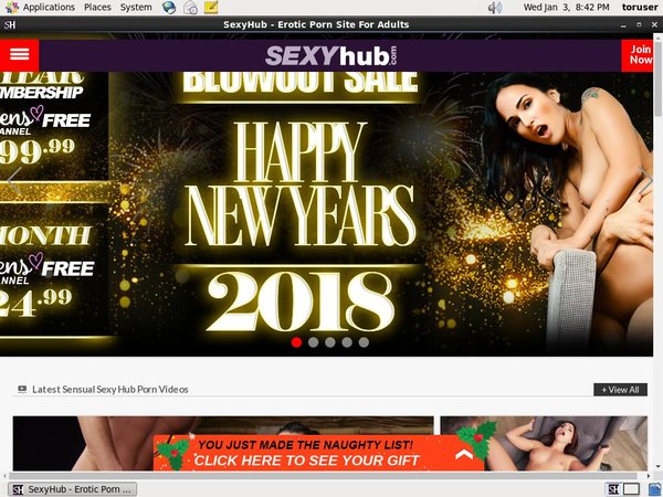 Sexyhub.com Discount Free Offer