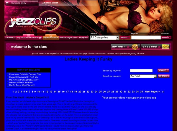 Ladies Keeping It Fun Login Pass