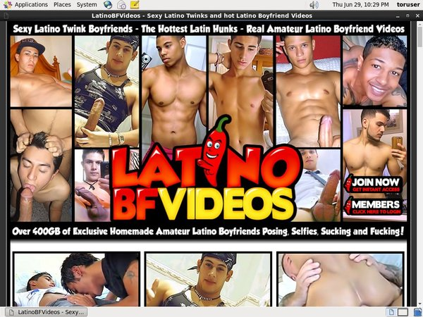 How To Join Latino BF Videos