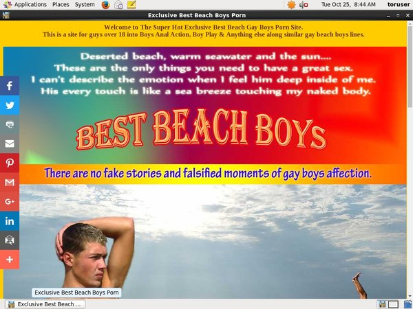 Best Beach Boys Free Premium Account