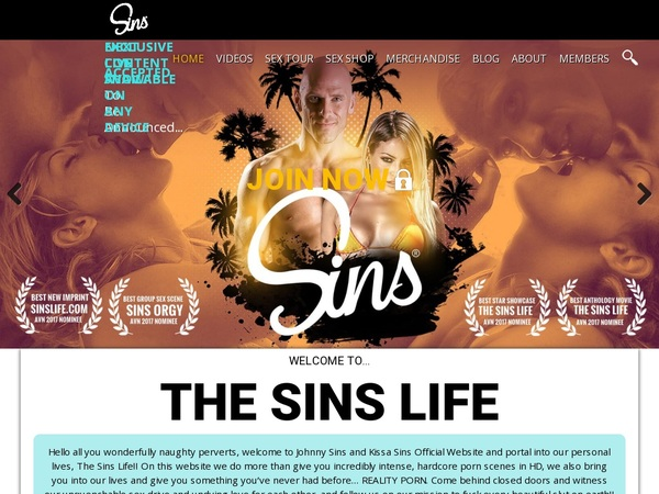 Sins Life Free Trials