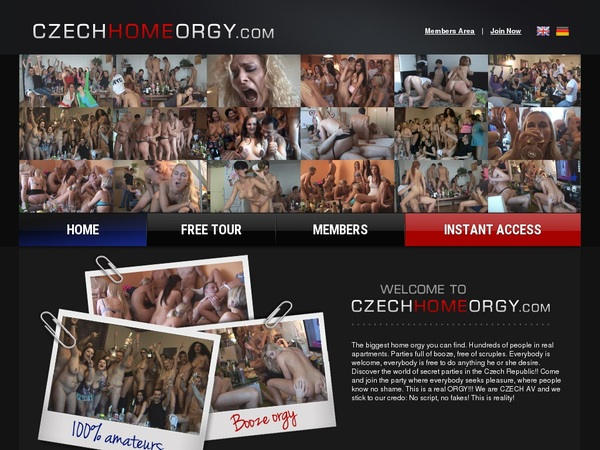Try Czechhomeorgy.com For Free