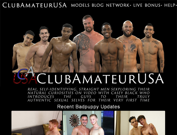 Club Amateur USA Inside