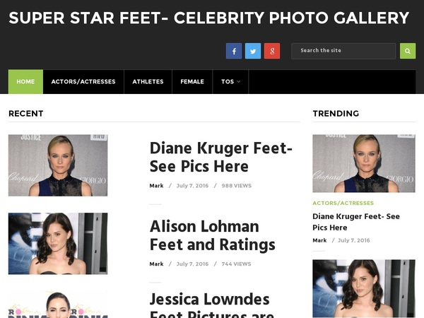 Superstarfeet Free Full Videos