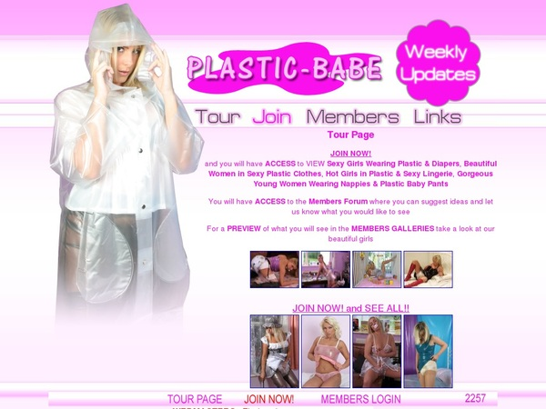 Plastic Babe Save 50% On 30Day Pass