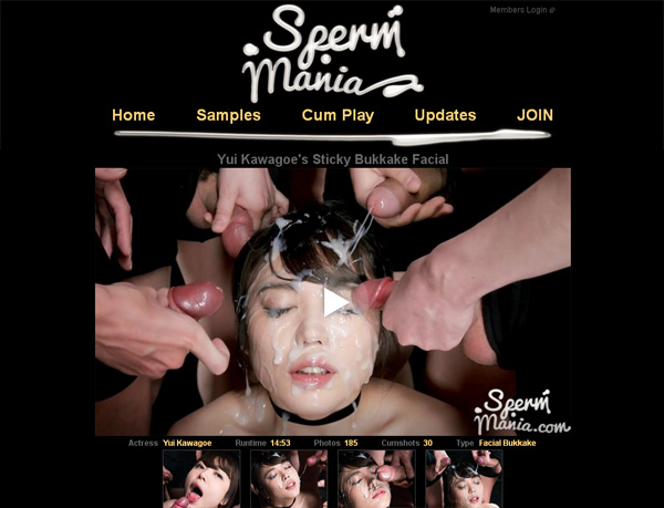 Spermmania.com Trial Member
