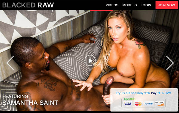 Blacked Raw With Bank Pay