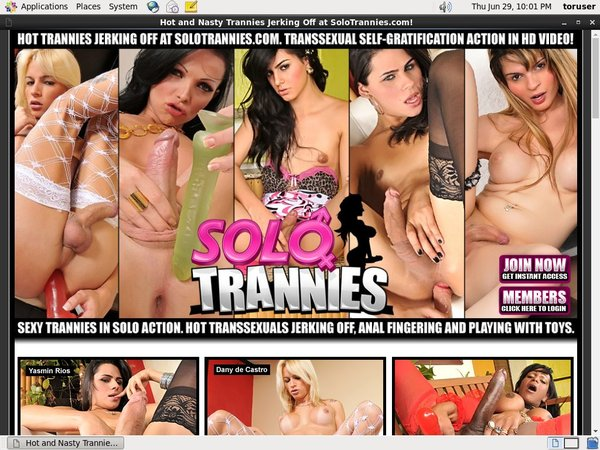 Site Rip Trannies Solo
