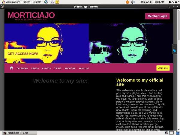 Morticiajo.modelcentro.com Paypal Register
